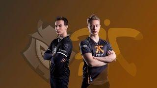 G2 Esports vs. Fnatic | EU LCS Spring Semifinals Teaser