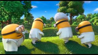 Underwear (I swear) by Minions (OST from Despicable me 02) HD with lyrics