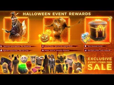 Halloween is Here! | Secret World Legends