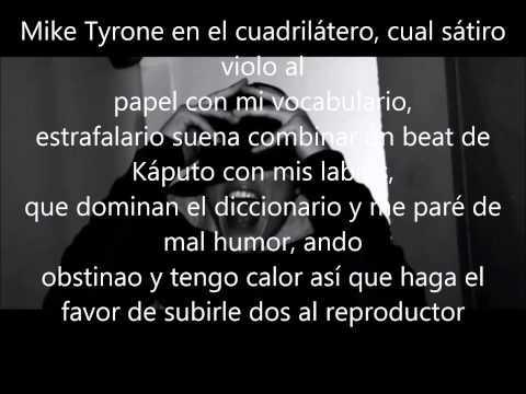 Tripolar de Canserbero Letra y Video