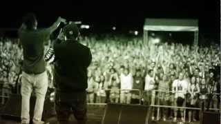 FOREIGN BEGGARS live @ Uprising Reggae Festival 2011 (Slovakia)