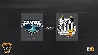 Liga Diamante #3 (Semifinal) - Sharks E-sports VS Santos Dex