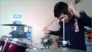 Murat Boz - Püf (Mutlu drum cover)