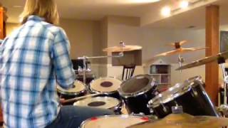 Trash by KoRn drum cover