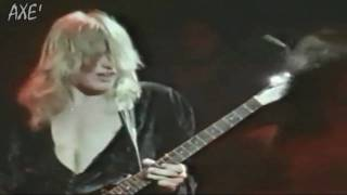 UFO RE-POSTED  [ TOO HOT TO HANDLE ] LIVE 1978