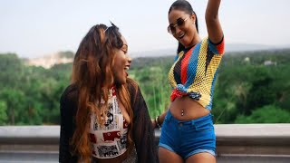 "Nailah Blackman & Shenseea - ""Badishh"" (Official HD Video) [Tropical House / Soca / Dancehall 2017]"