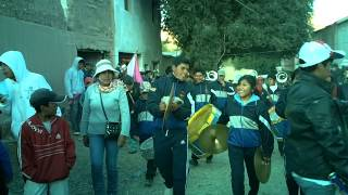 Carnaval 2014 Comparsa LOS DIABLOS DE HUMAHUACA -JUJUY-ARGENTINA y LA BANDA JUVENIL DE TOJO BOLIVIA