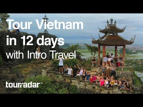 Tour Vietnam in 12 days with Intro Travel