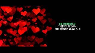 Vaadi Podi sollamaten Promo | ComBo SonG | Romance - Proposal - Kidding - Love - Arguments