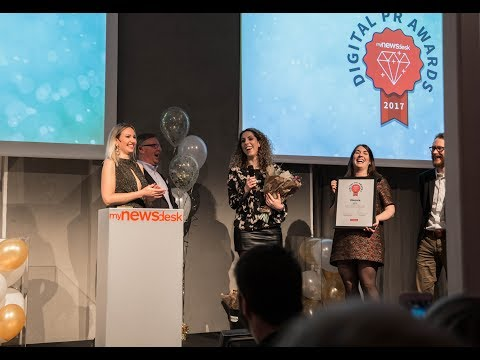 Digital PR Awards - Mynewsdesk
