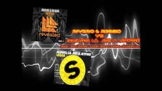 RIVERO & REGGIO Vs ALVARO, Lil Jon & JETFIRE - Mental Vs Vegas (R4v3N Mashup)