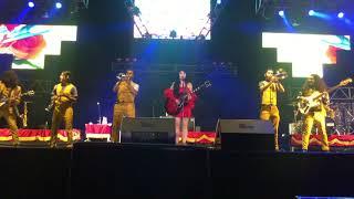 "Mon Laferte - ""Amárrame"" - Concierto Bogotá Colombia."