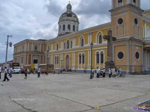 catholic cathedral… Granada, Nicaragua (Central America)