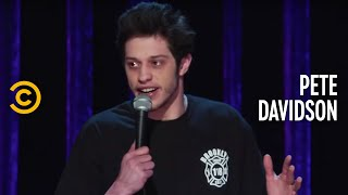 Flying the Worst Budget Airline - Pete Davidson