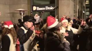Christmas Tour 2012 - Corale Valla per MilanoInAzione