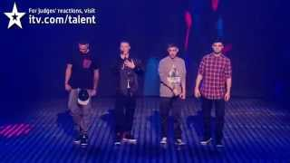"#1 LIVE FINAL The Mend Wild Card Act ""Final"" Britain's Got Talent 2012 Final ""BGT 2012"""