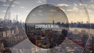 Corporate Intro - Business Opener | After Effects template