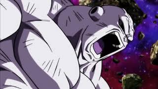Goku, Frieza Jiren and 17 (ka ka kachi Daze)