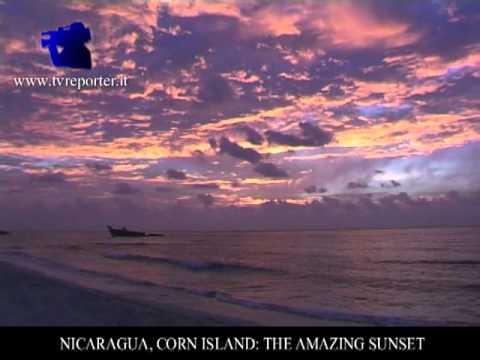 NICARAGUA: THE AMAZING SUNSET