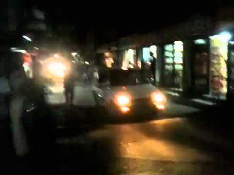 Thamel at night..