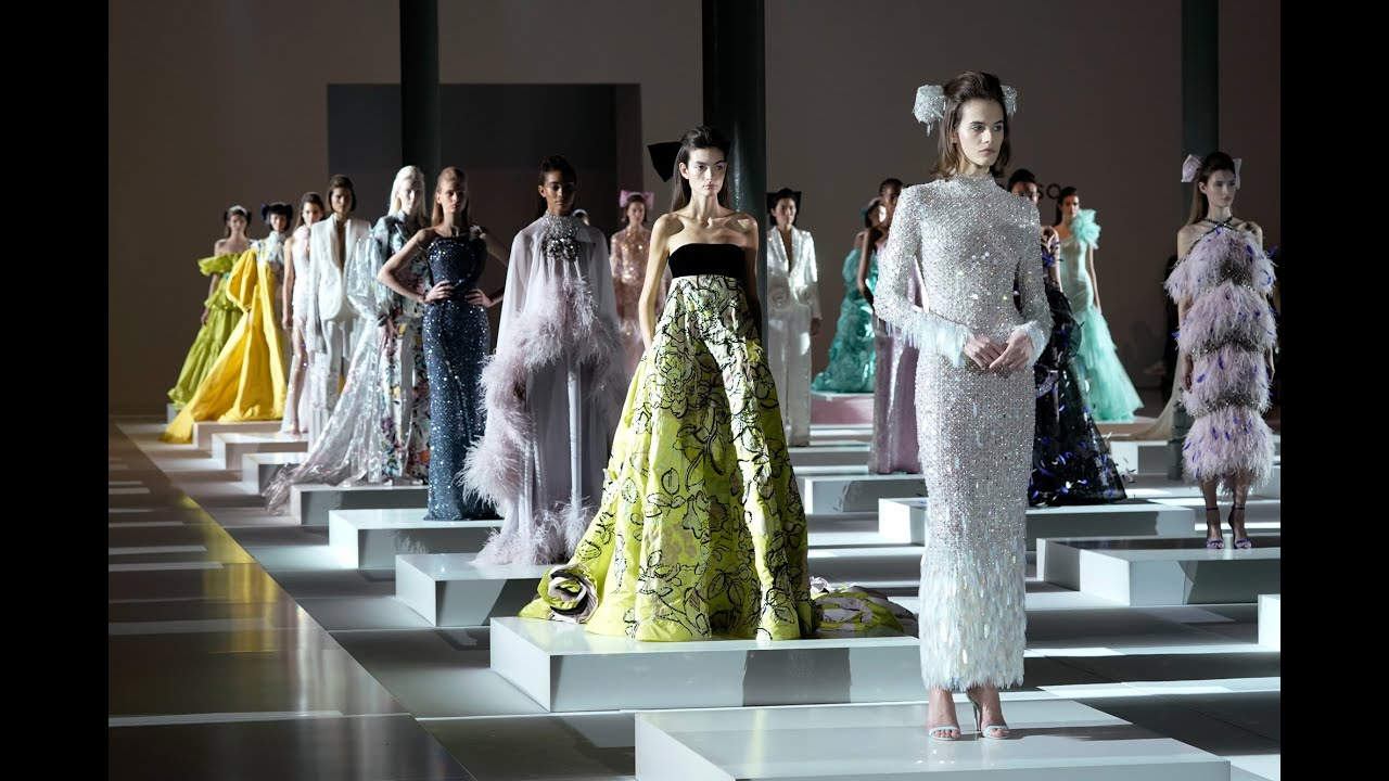 Ralph & Russo Spring-Summer 2020 Couture Show