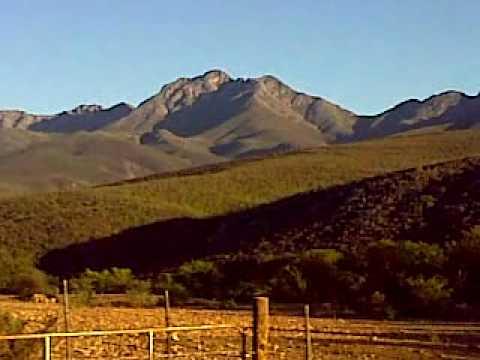 Mooiberg Farm, Klein Karoo