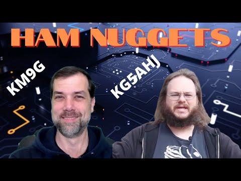 Ham Nuggets Live! Tank Radio, KG5AHJ