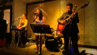 Smoke Gets In Your Eyes - Patti Austin (Cover By Carol of Music Delight)