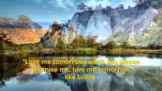 CHICAGO -  Love Me Tomorrow (with lyrics)