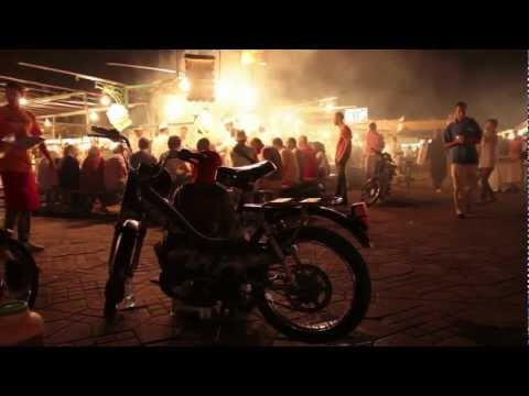 World Trip  Morocco  Marrakech Djemaa el Fna