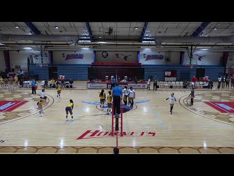 DSU Women's Volleyball vs Coppin State