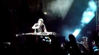 12th Planet - RIGHT ON TIME (12TH PLANET & KILL THE NOISE) @ Monterrey N.L ( Parque Fundidora ) HD