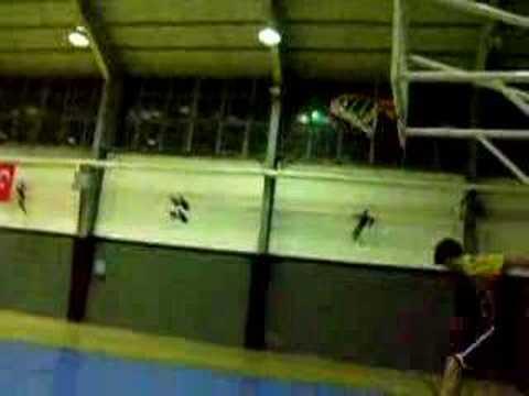 basketball, basket tayfun ve melih