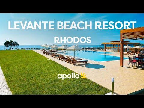 Apollo Sports-hotellet Levante Beach Resort på Rhodos