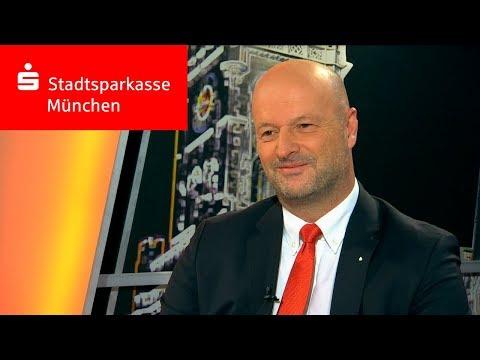 TV-Talk Stadtgespräch auf münchen.tv über die Bilanz und das Geschäftsjahr 2017