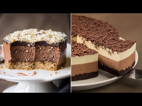 Yummy and Awesome Chocolate Cakes and Recipes You Must Try | Delicious Chocolate Decorations