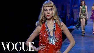 Christian Dior Ready to Wear Spring 2011 Vogue Fashion Week Runway Show