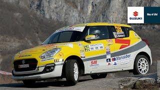Suzuki Rally Trophy – Highlights Rally del Ciocco 2018