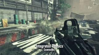 Crysis 2 Tech Trailer *|HD|*