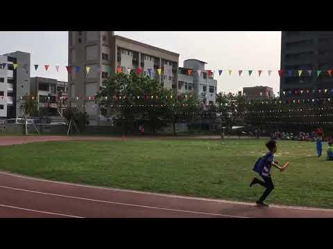 107學年大隊接力男生 - YouTube