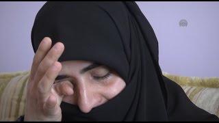 Hatice Börü: Kabe'ye dokundoğumda, Yasin'in bedenine dokunan herkesi Allah'a şikayet ettim