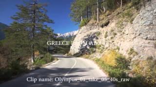 Mount Olympus of Greece - 01 - Raw
