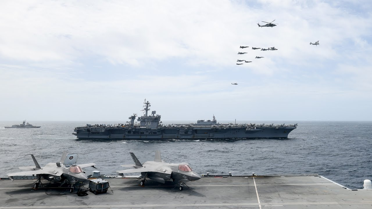 US Military News • US Marines • 31st MEU • Defenders of the Indo-Pacific Region