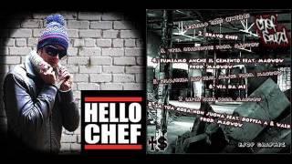 "CHEF SOUND - FILOSOFIA RAP FEAT. MASIK  PROD.MAOWOW - ""HELLO CHEF"""