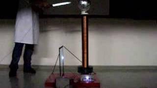 Bobina de Tesla - Eng. Mecânica USJT