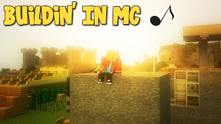 """♪ """"Buildin' in MC"""" - An Animated Minecraft Parody of Lorde's """"Team"""" ♪"""