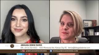 UN MINUTO DE LEYES CON LA ABOGADA DENISE RAMOS 27-ABRIL-2020