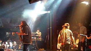 Jah Nattoh with Green Valley live, 20 Dec 2014