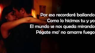 Te Recordare Bailando - Don Omar ( Lyrics + Letra )