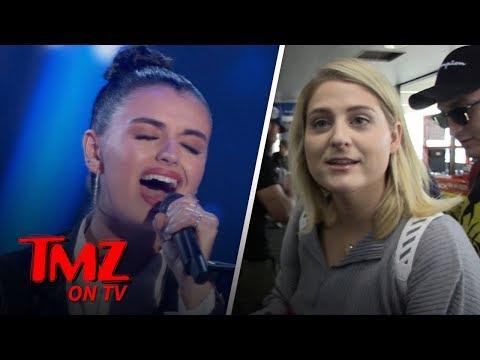 Meghan Trainor Duet With Rebecca Black | TMZ TV